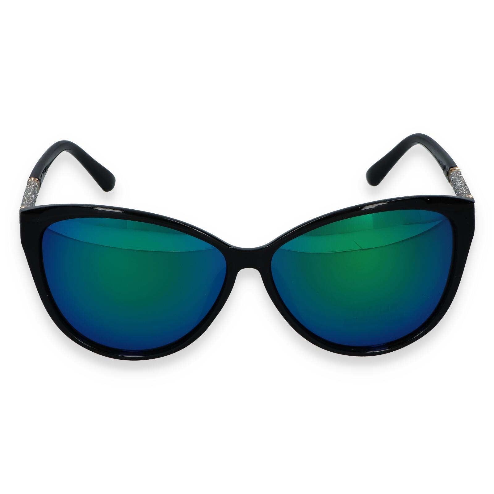Dámské sluneční brýle černé - R022C černá