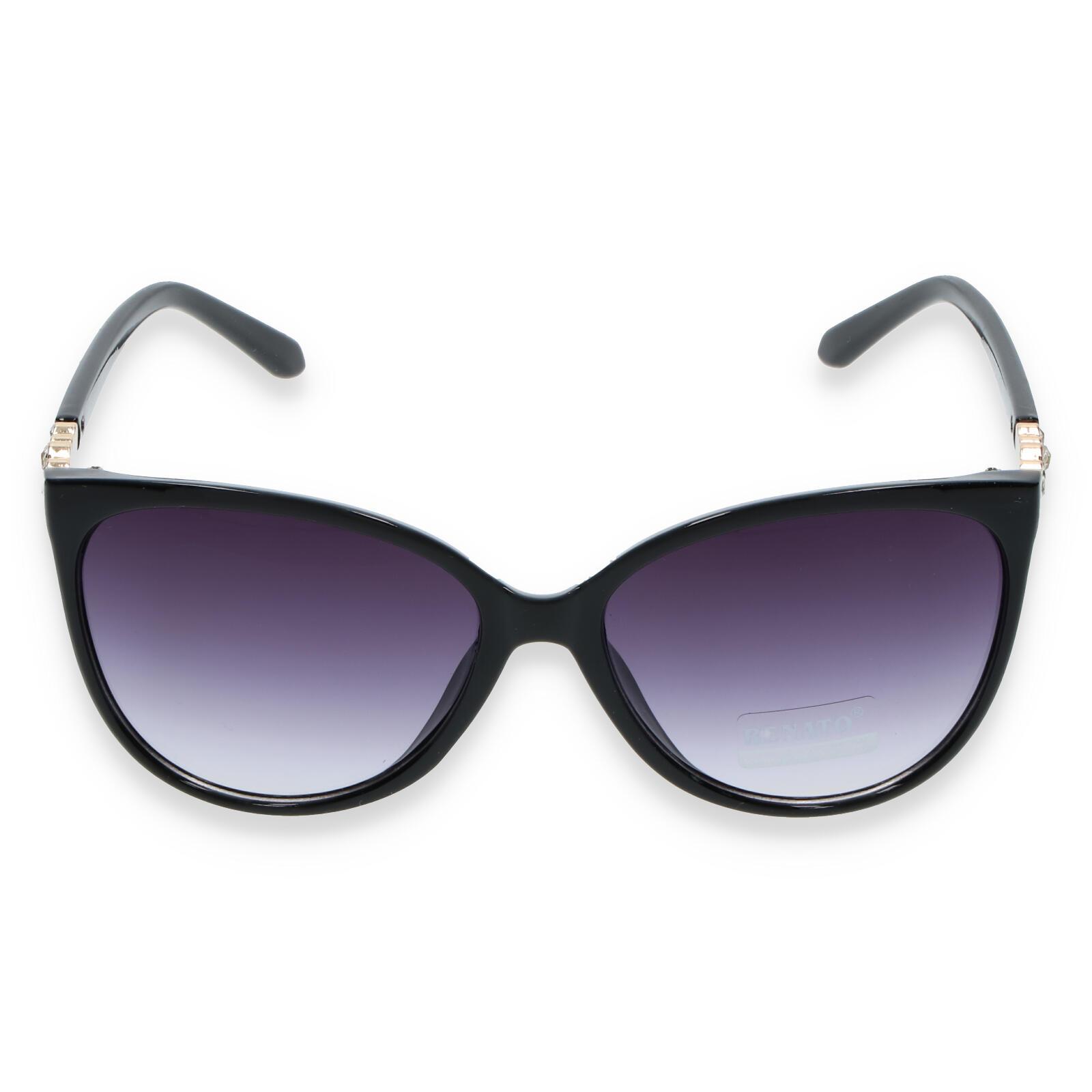 Dámské sluneční brýle černé - LUX232 černá