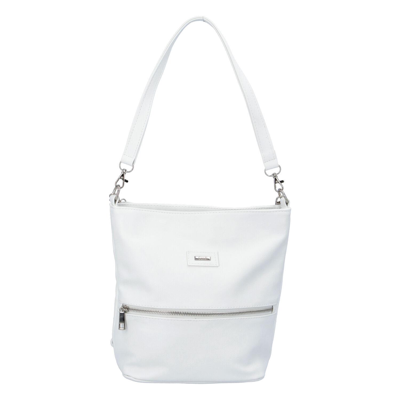 Dámská kabelka bílá - SendiDesign Woman bílá