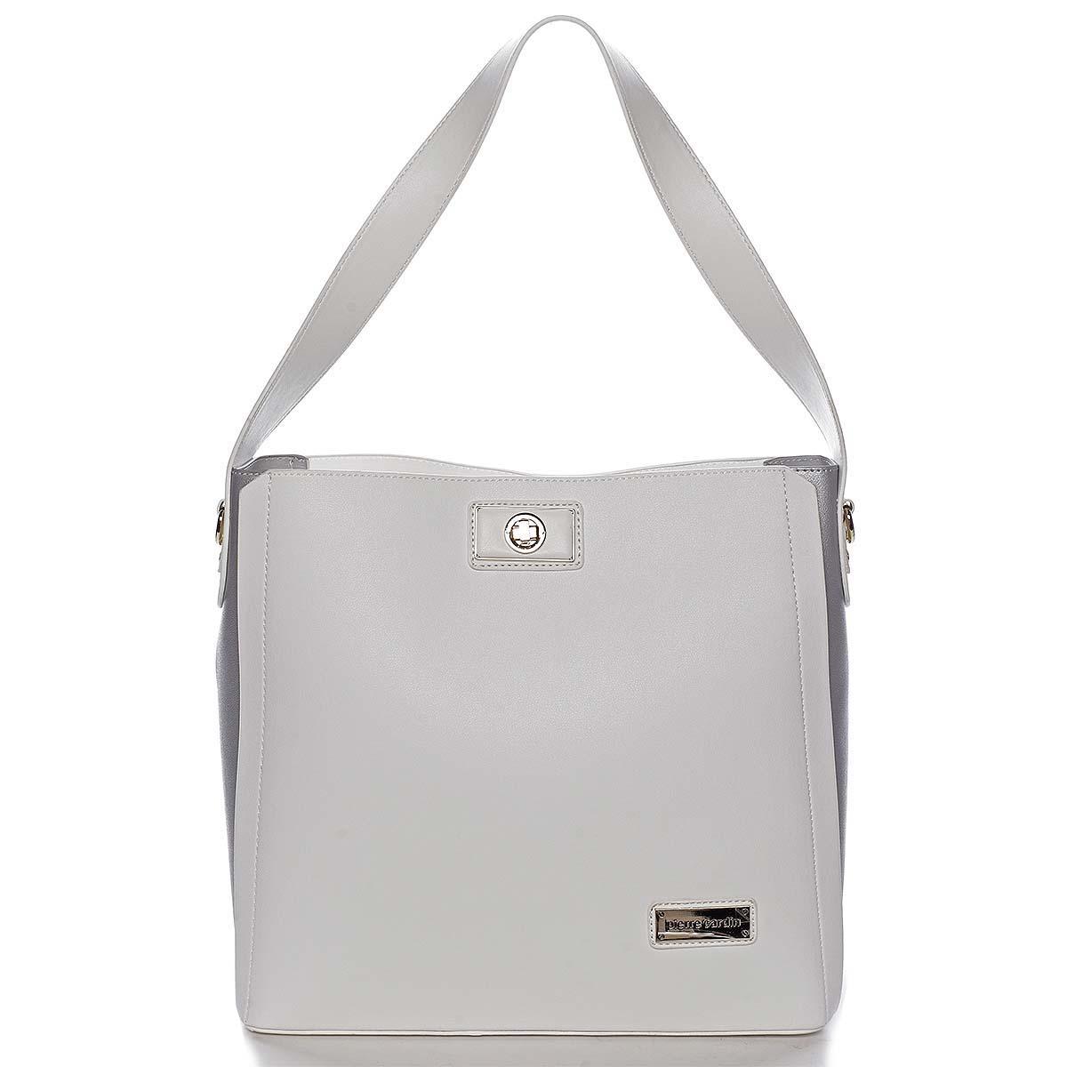 Dámská kabelka přes rameno bílá - Pierre Cardin Celma bílá