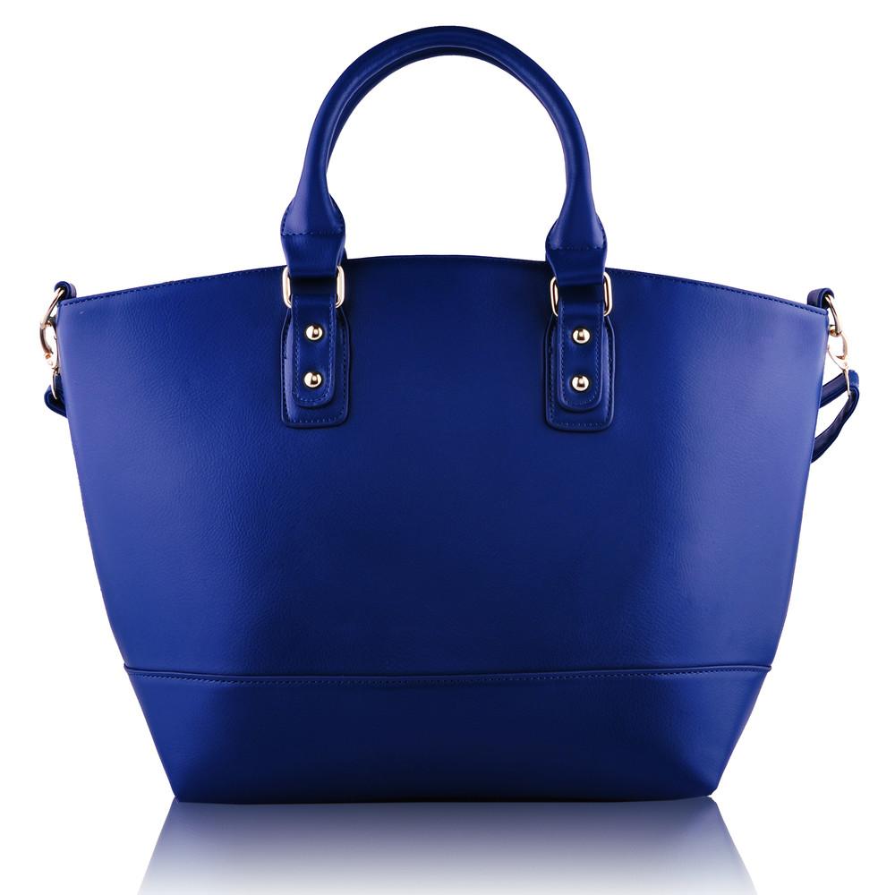 Modrá kabelka LS fashion LS0085B - Kabea.cz 2829e6cc2b
