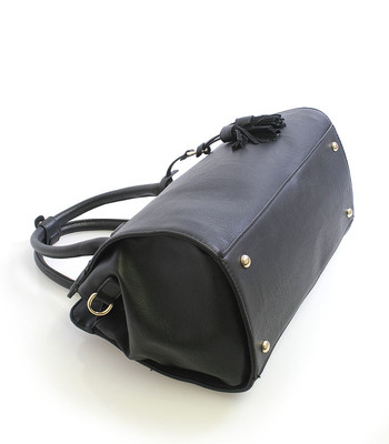 Černá elegantní kabelka David Jones 3606 - Kabea.cz
