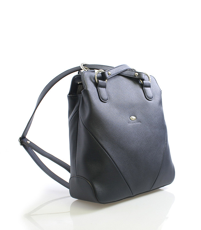 d027da5e740 Modrý batoh-kabelka Hexagona 643731 - Kabea.cz
