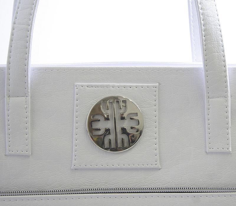 Bílá kabelka přes rameno DAMA 1552 - Kabea.cz d820737b8d