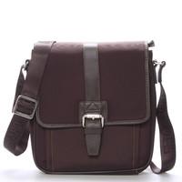 d59e60b471 Pánská taška přes rameno na doklady hnědá - Gerard Henon Florus