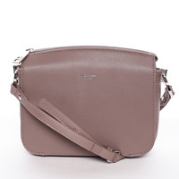 Trendy crossbody kabelka růžová - David Jones Talia