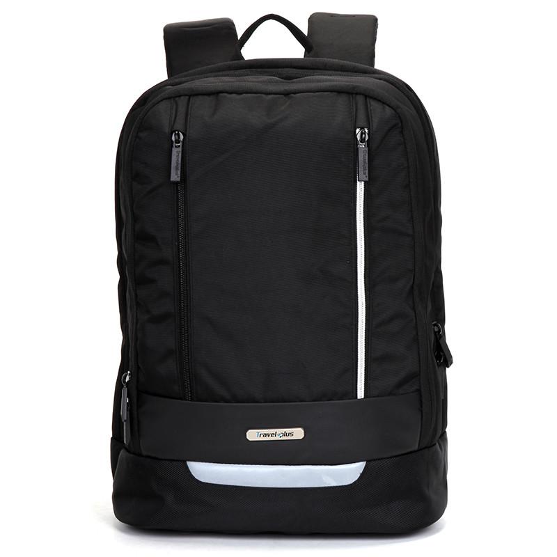 351f8f9329e Originální školní a cestovní batoh černý - Travel plus 0145 - Kabea.cz