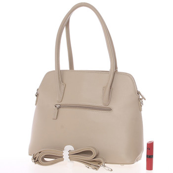 Elegantní trendy camel kabelka do ruky - David Jones Felicity