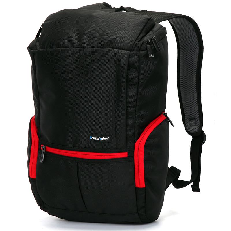 2af1b930f52 Velký cestovní černý batoh - Travel plus 0069 - Kabea.cz