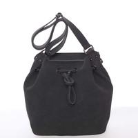 Módní dámská crossbody kabelka černá - Carine Sherlyn 13fcb9b3341