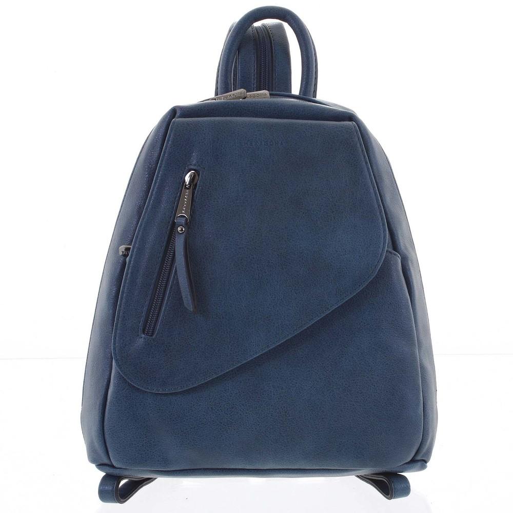 4dacf5b112 Dámský batoh městský modrý - Hexagona Pasha - Kabea.cz